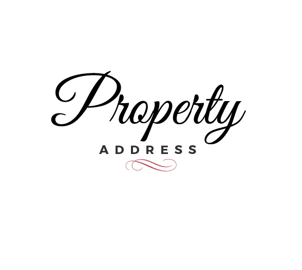 Property Address